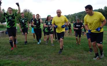 Covid-Trainingslauf des Lake Runs kam gut an